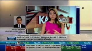 Ekonomi Kahini Murat Sağman Tahmininde Yine Yanılmadı / Bloomberg HT