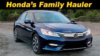 2016 / 2017 Honda Accord Review and Road Test - DETAILED in 4K