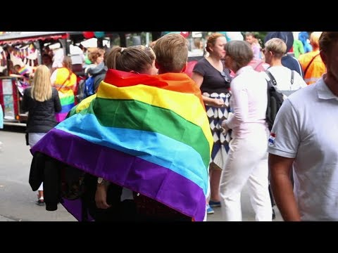 Shocking Number Of Young People Are LGBTQ
