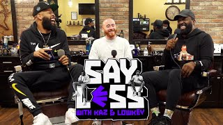 Say Less With Kaz and Lowkey - CloutHunters ft. Rory of the Joe Budden Podcast