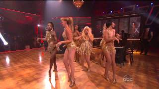 HDTV 720p Christina Aguilera   Show Me How You Burlesque   11 23 10 Dancing With The Stars Finale   VideoMan