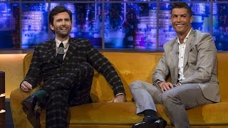 Cristiano Ronaldo On The Jonathan Ross Show