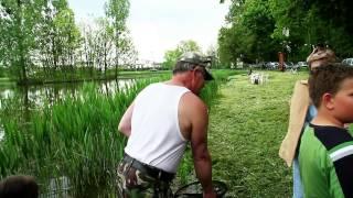 preview picture of video 'III ZAWODY WĘDKARSKIE STOWARZYSZENIE WĘDKARSKIE TUŃCZYK'