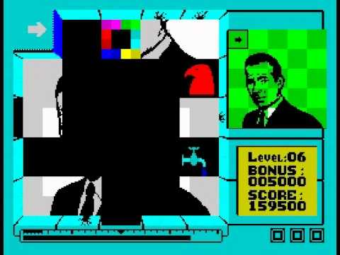 Split Personalities (ZX Spectrum)