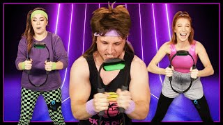 80s Workout Party | Ring Fit Adventure