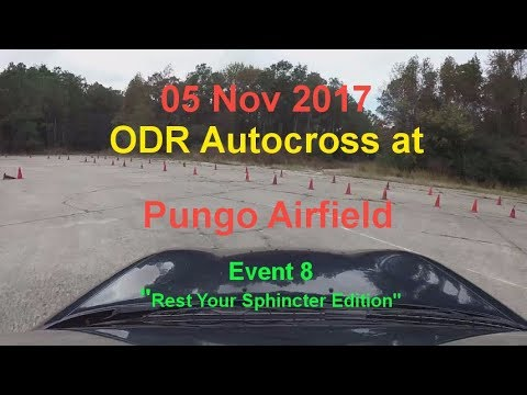 05 Nov 2017 ODR SCCA Event 8 220 ASP