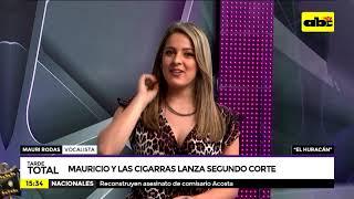 """Mauricio y las Cigarras lanza segundo corte: """"El huracán"""""""