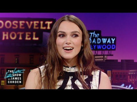 Keira Knightley Has Been Mistaken For… Britney Spears?!