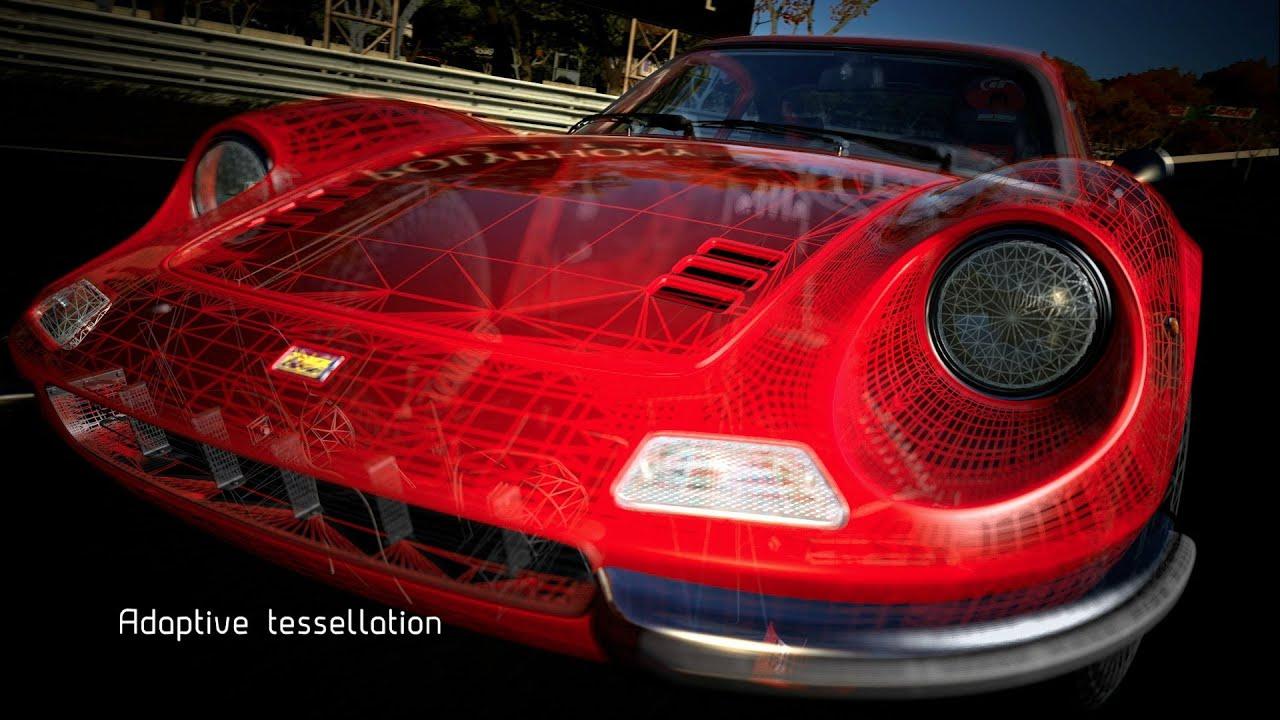 Gran Turismo 6 E3 Trailer: Willow Springs, GT3 Race Cars, More