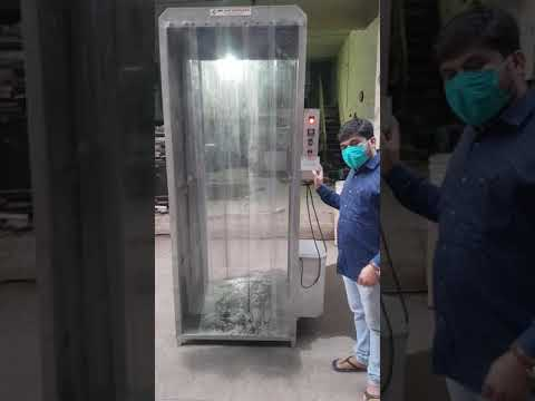 Automatic Disinfection Chamber