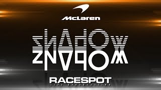 McLaren Shadow MP4-12C GT3 Qualifying | Round 2 at Zolder