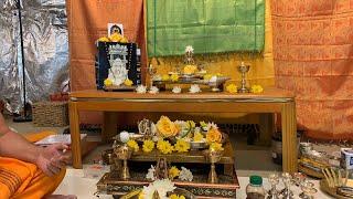 2019 Bhagavata day 9 Mangala - Shri Gopeenath Achar Galagali