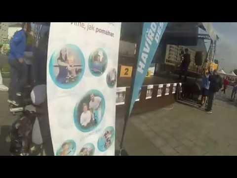 Video: Havířovská desítka. Běh s NADACÍ AGEL
