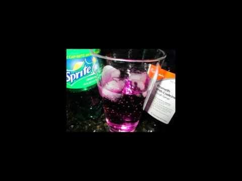 Drank got me on it