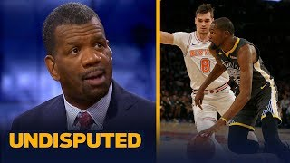 Rob Parker joins Skip and Shannon to discuss KD