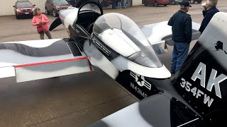 RV Aircraft Video - Vans Aircraft Builders Video Trailer