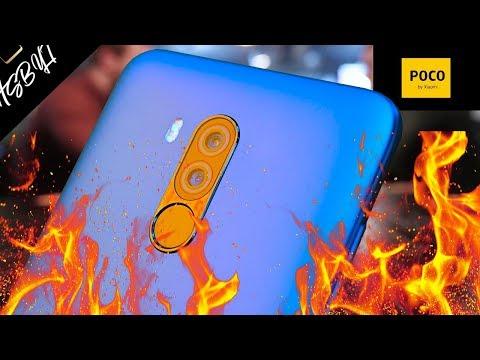 Xiaomi Pocophone F1 - OnePlus 6 KILLER?