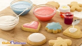 recipe for sugar cookies with confectioners sugar