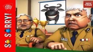 So Sorry: Bihar's Agnipath: Modi as Vijay Deenanath Chauhan
