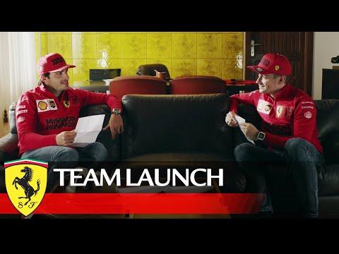 F1 2021 フェラーリチーム体制発表「SF21」の公開は3/10