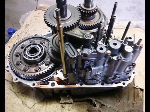 Ремонт АКПП S4XA Honda S-MX. Часть II. Ремонт.