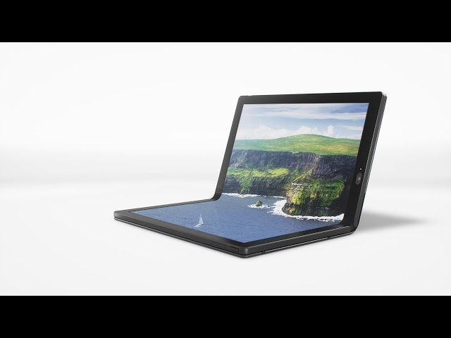 Best Laptop Computer 2020 Lenovo reveals the world's first foldable PC coming in 2020