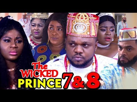 THE WICKED PRINCE SEASON FINALE - Ken Erics | Nigerian Movies 2019 Latest Full Movies