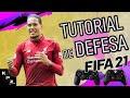 est Dif cil Defender No Fifa 21 tutorial Defesa tome Me