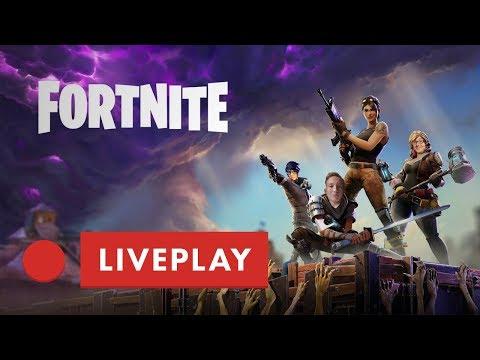 Psychoparta #BuďStrom všechny rozseká ve Fortnite: Battle Royale