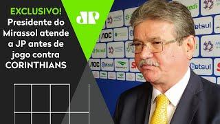 Presidente do Mirassol diz não estar surpreso com partida em Volta Redonda