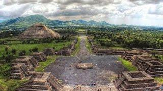 DOKU: Teotihuacan - Pyramidenstadt der Götter [Deutsch HD]