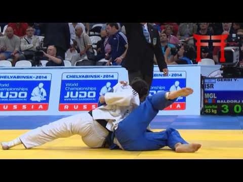 IPPON OF THE DAY - Yarden Gerbi