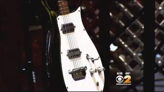 Music Fans Flock To Hard Rock Cafe For Memorabilia Auction