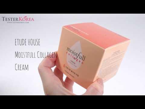 [TESTERKOREA] ETUDE HOUSE Moistfull Collagen Cream