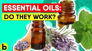 Top 10 Essential Oils & Their Unexpected Health Benefits