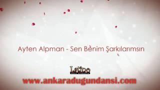 Ayten Alpman - Sen Benim Şarkılarımsın (Türkçe Rumba ve Chacha)