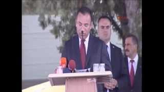 preview picture of video 'Bekir Bozdağ'a Hacıbektaş'ta protesto! | 16 Ağustos 2013'