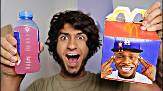 DO NOT ORDER DABABY HAPPY MEAL AT 3AM!! *OMG HE ACTUALLY CAME TO MY HOUSE*