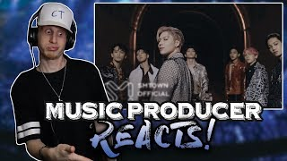 Music Producer Reacts to SuperM 슈퍼엠 'Jopping' MV