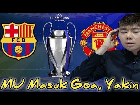 Prediksi Barcelona vs Manchester United Leg 2 Liga Champions 2019 | Barca vs MU