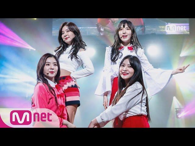 Kcon Mexico Red Velvet Intro Rookie 170330 Ep 517ㅣ 2017 M Countdown