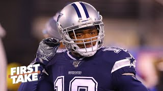 Amari Cooper expects the Cowboys to have three 1,000-yard receivers | First Take