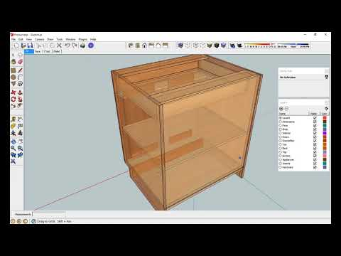 21. ShopSabre CNC IS Series Mozaik Cabinetvideo thumb