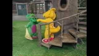 Walk Around The Block With Barney (1999 Version) Part 3
