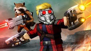 GUARDIANS OF THE GALAXY UPDATE! (Roblox Superhero Simulator)