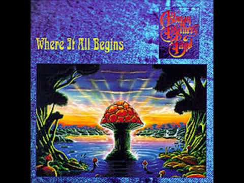 Allman Brothers Band   Mean Woman Blues with Lyrics in Description