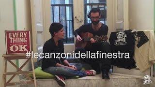 Flo Ft. Ernesto Nobili - L'animale (Franco Battiato cover #lecanzonidellafinestra)