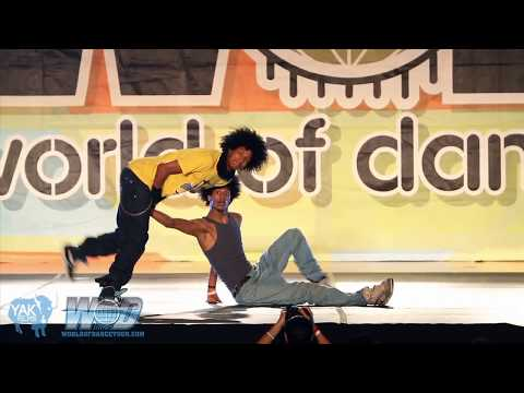LES TWINS World of Dance San Diego…