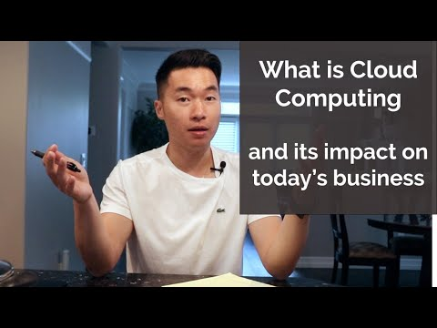 , title : 'How Cloud Computing impacts today's businesses