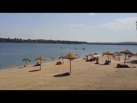 LA MEJOR PLAYA DE INTERIOR! - Playa de Orellana la Vieja (Badajoz)